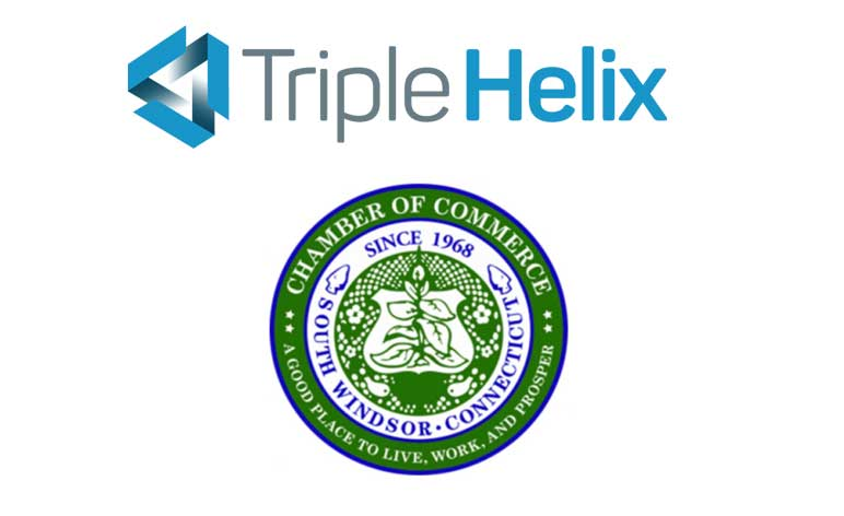 triple helix and south windsor chamber