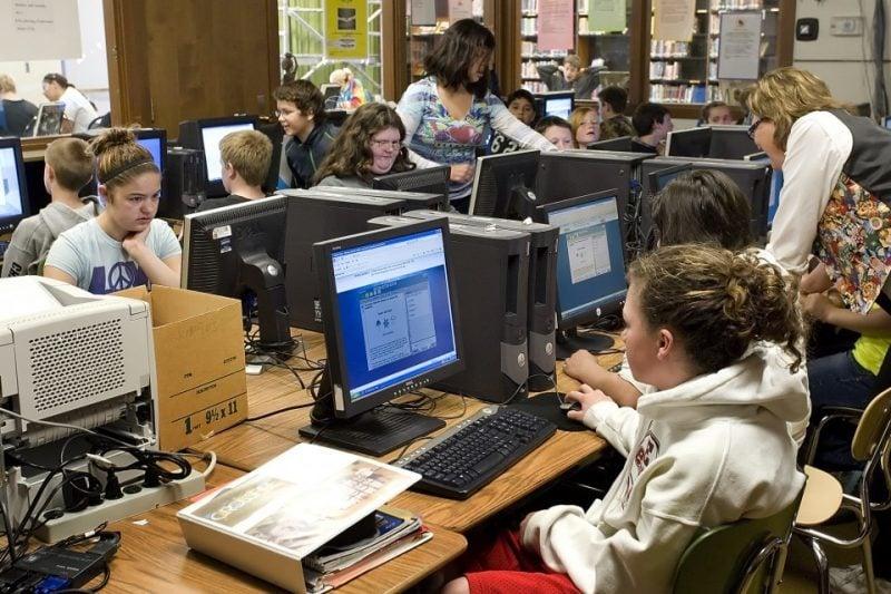 middle school stem learning