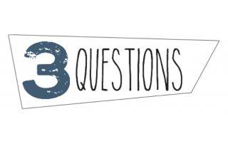 3 questions regarding information overload
