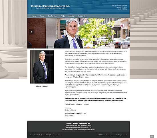 clinton j. roberts & associates