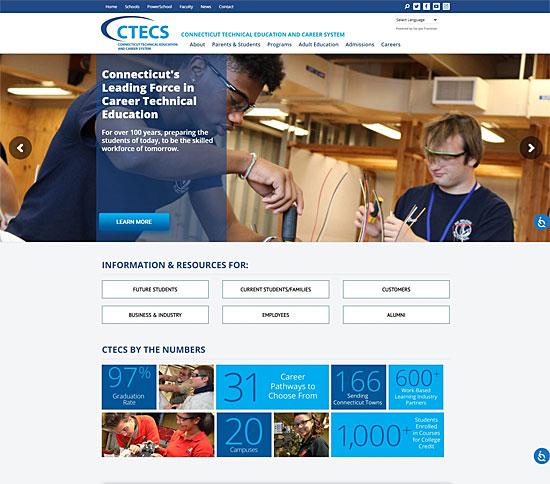 Connecticut Technical Education and Career System